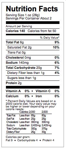Nongshim Potato Flavored Snack 1.93oz(55g)