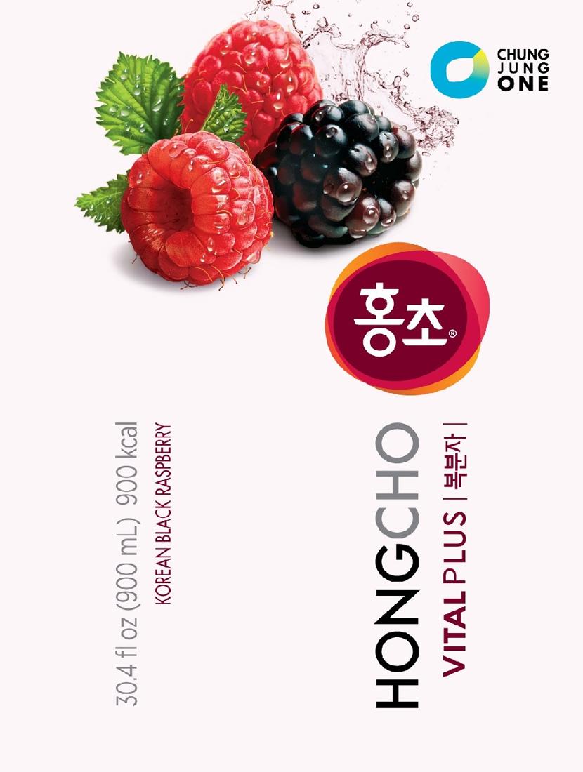 Hong Cho Vital Plus Blackberry 30.41 fl.oz(900ml)