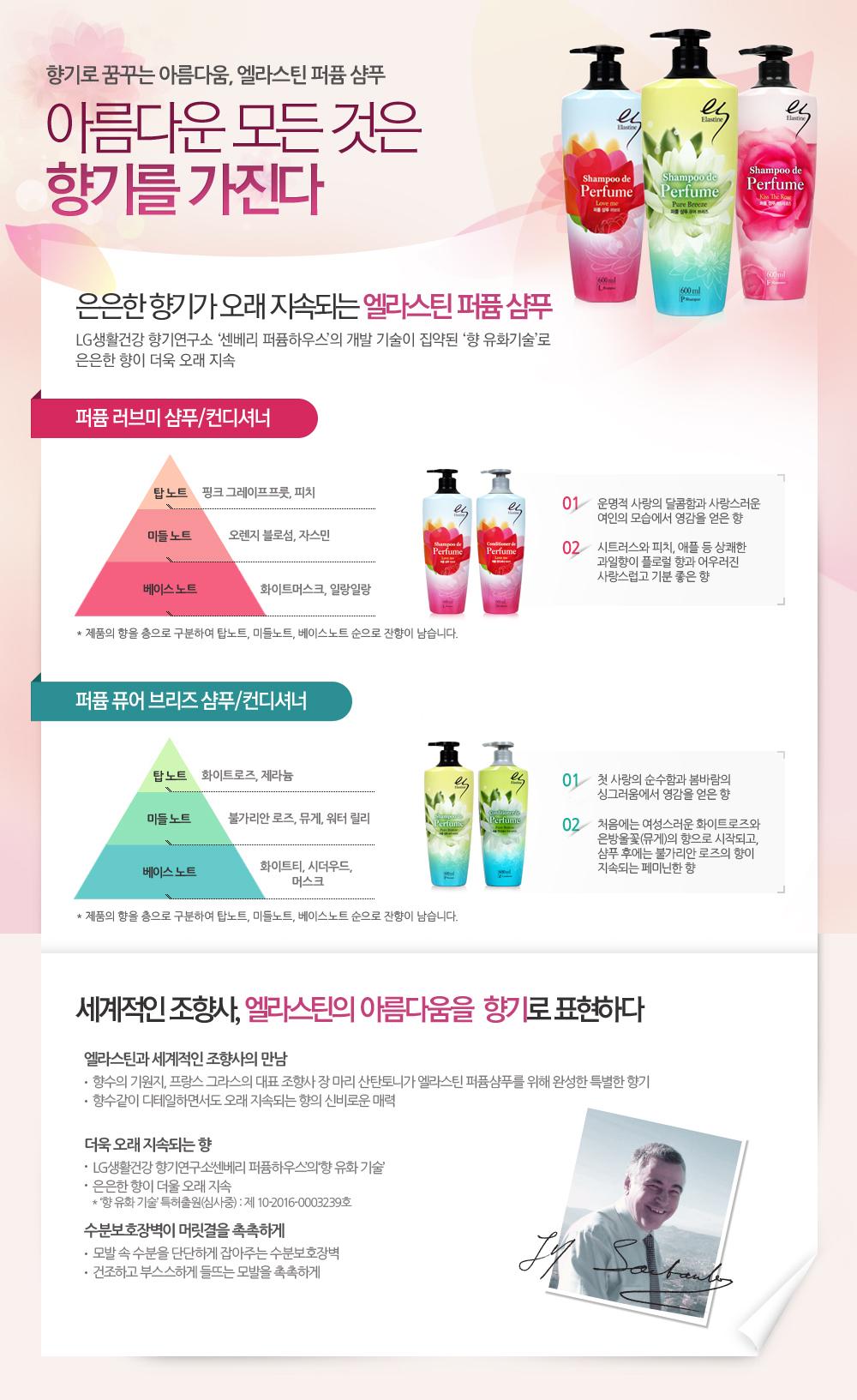 Perfume Love Me Shampoo 20.28 fl.oz(600ml)