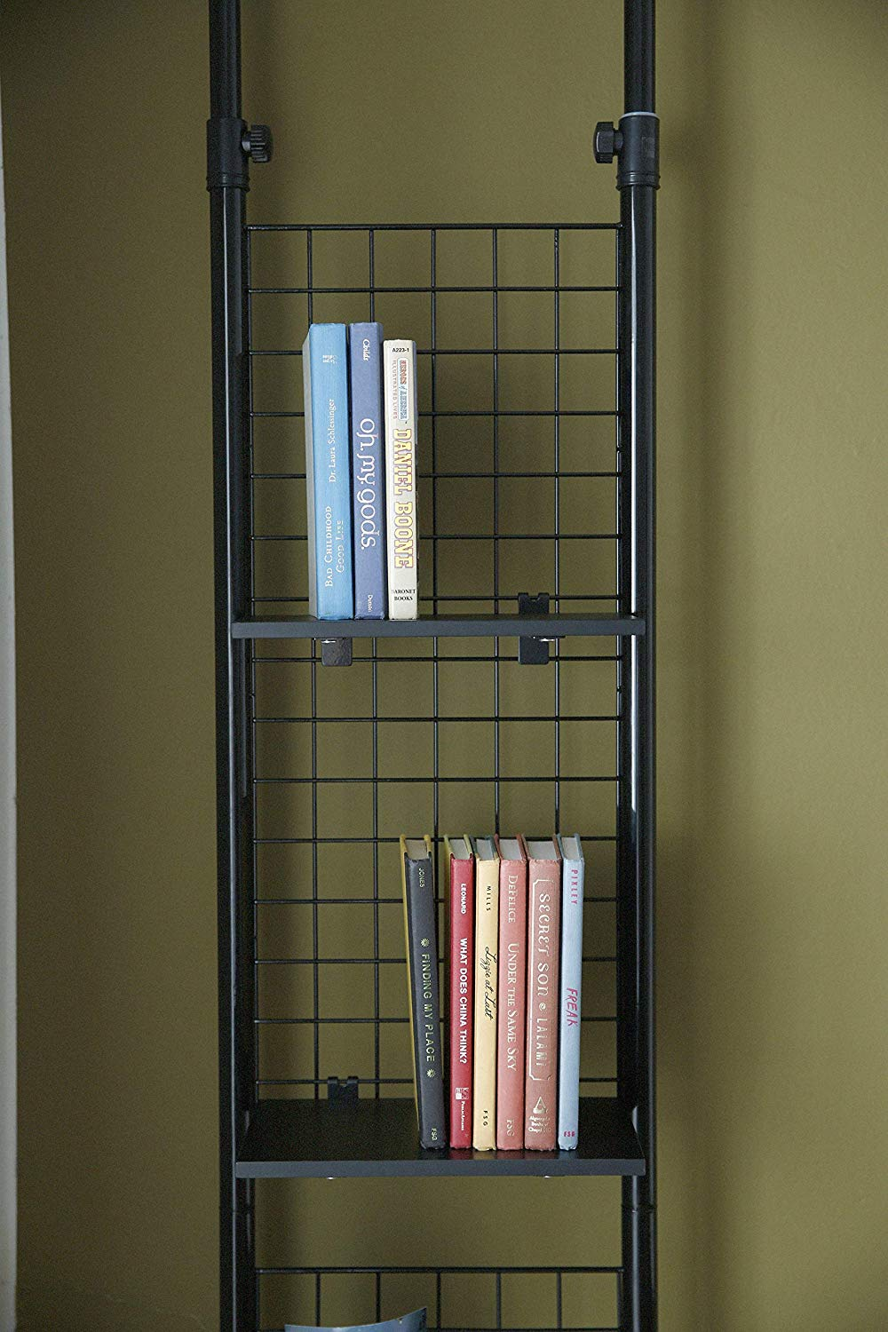 Magic Partition Hanging Wooden MDF Shelf Small
