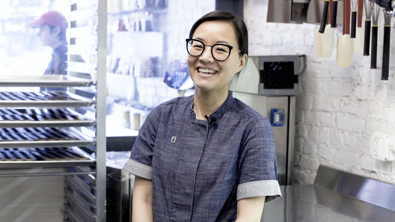 Chocolatier Susanna Yoon